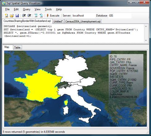 SharpGIS | Software