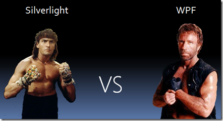 Silverlight vs. WPF