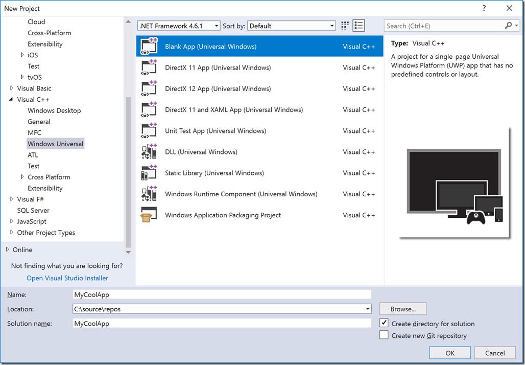 SharpGIS | Building an ARM64 Windows Universal App